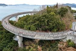 瀨戶內島波海道 單騎跨島賞海峽美景