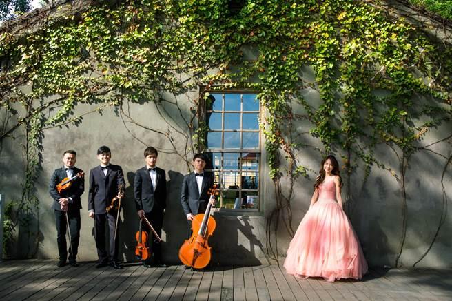 樂興之時管絃樂團將舉辦草地音樂會。(樂興之時提供)