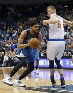 NBA》唐斯與波神全票入選新秀第一隊