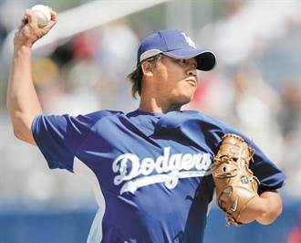 MLB》曹錦輝飆156公里速球 10球讓天使3上3下