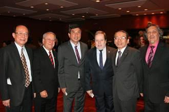 聖保羅經文處慶祝總統副總統就職