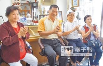 誕生女總統 請吃5天湯圓 楓港蔡家古厝喜氣