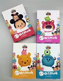 LOVEMORE「Tsum Tsum疊疊樂面膜」超萌登場!