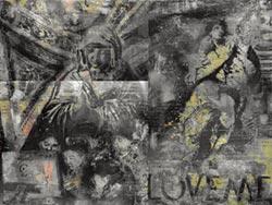 國礎富裔河 展出6藝術家作品
