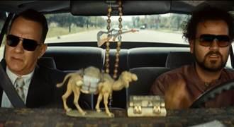 湯姆漢克斯50度高溫拍片 沙漠散熱靠「嘻哈」