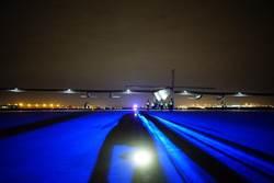 環球世界中 太陽能飛機快飛完美國 將飛大西洋