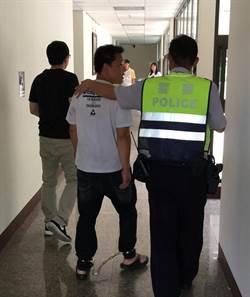 偷遍南投寺廟 香爐哥在回收場被警逮個正著