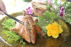 顛覆端午吃肉粽 星月大地大啖糯米布袋鴨