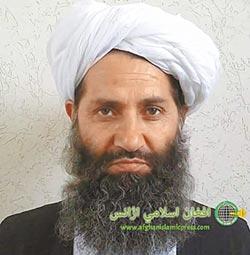 證實曼蘇爾亡故 塔里班推新領導人 阿洪扎達宣稱將大舉報復美
