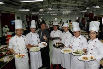 亞餐學生以5星級專業 表現畢業成果