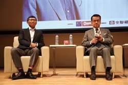 台灣零售流通業兩大巨擘 徐重仁、潘進丁出席重仁塾講座