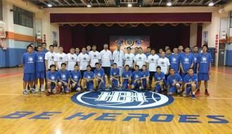 Be Heroes青少年籃球營開訓 知名教練助陣