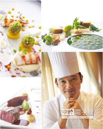 維多麗亞酒店 7月8、9日推法式米其林饗宴 日籍星廚客座