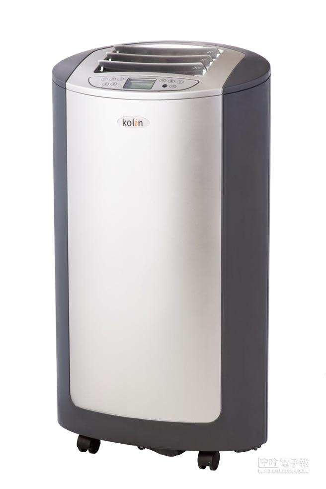 歌林移動式空調全系列上市,建議有需要的消費者可以提前選購,作為家中不方便安裝冷氣、或是第二台冷氣的新選擇。          圖/業者提供  文/江偉琳