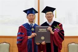 豐泰董座王秋雄 獲頒雲林科大名譽博士學位