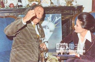 日動畫廊女神 長谷川智惠子與世界級藝術家對話