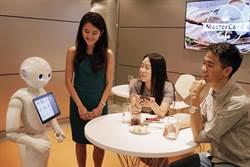 機器人Pepper點餐結帳 萬事達卡年底試營運