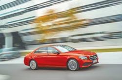 話題聚焦-進階智能車The new E-Class 以跨世代汽車安全科技推手之姿6月2日發表