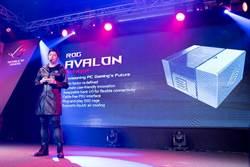 華碩ROG慶十週年 發表全新電競機種
