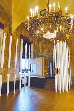 威尼斯建築雙年展 稻麥稈蓋巢居 台灣館有亮點