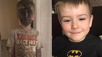 4歲男童偷玩媽媽化妝品 卻意外讓這款眼影爆紅!