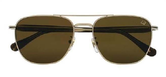 DUNHILL太陽眼鏡。圖片提供/DUNHILL