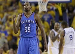 NBA》杜蘭特:有朝一日我會奪下冠軍