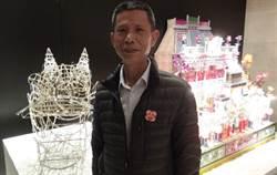 台灣紙紮工藝受冷落  法國捧進博物館