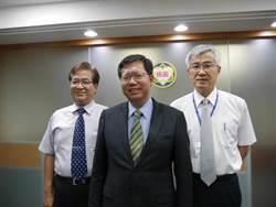 桃園副市長由原秘書長游建華接任