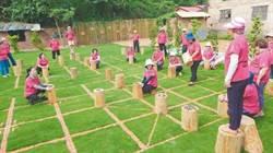 超大象棋公園 下盤棋得動員32人