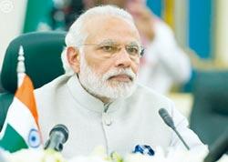 莫迪成績靚 Q1印度GDP 全球成長最快