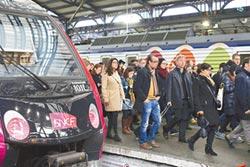 巴黎觀光業叫苦連天 罷工潮鬧大 法陸空恐癱瘓