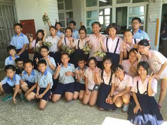 包粽從「小學」起!鹿東國小學童食米樂