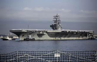 抗拒中共海上擴張 美國也有航艦殺手