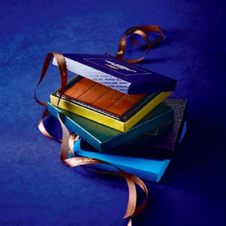 ROYCE'生巧克力。圖片提供/city'super
