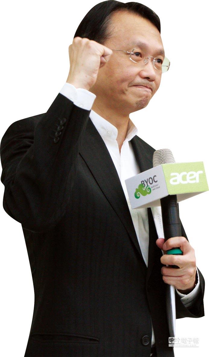宏碁全球總裁暨執行長陳俊聖