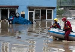 大雨一直下 歐洲鬧百年洪患