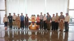 奧運》中國大陸奧會參訪團 參訪旺旺中時集團