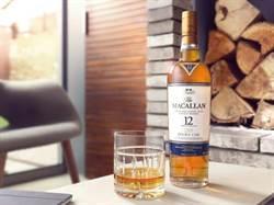 麥卡倫雪莉雙桶12年單一麥芽威士忌  全新上市