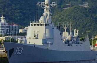 陸派導彈艦參加環太2016演習