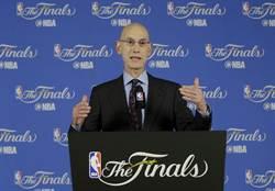 NBA》拉長三分線距離?席爾佛:最近不會
