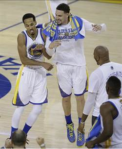 NBA》替補戰力發威 勇士摘總冠軍賽首勝