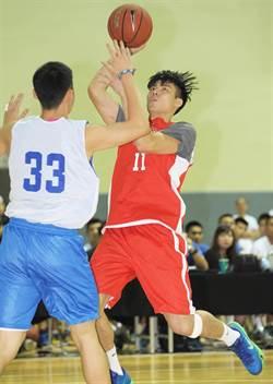 Nike台灣籃訓營落幕 老大哥修理小老弟