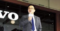 陳立哲升任 VOLVO中國銷售總座