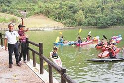 長埤湖 遊山玩水一次滿足