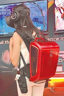 電腦酷炫變身 筆電挑戰輕薄 桌機頂級規格 玩VR遊戲不受「線」制