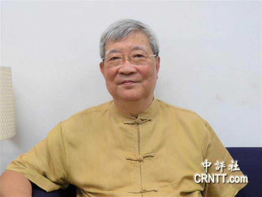 學者王曉波指出,民進黨搞文化「台獨」將造成社會分裂。(圖取自中評網)