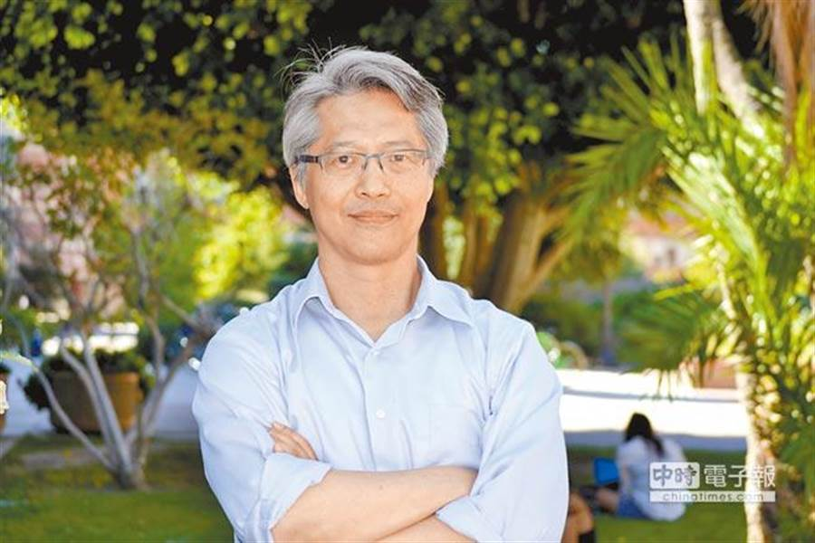 中央研究院廖俊智院士出任第十一任中央研究院院長。(中央研究院提供)