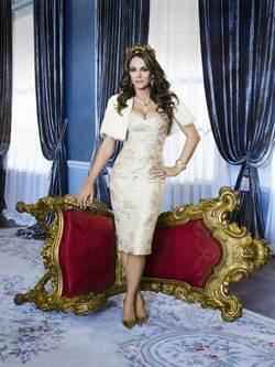 休葛蘭前女友變心機皇后 演出「慾望版」英國皇室