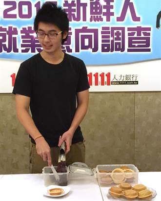 台大生賣紅豆餅 賺得比本科多